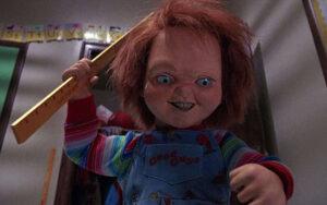 Chucky's on-screen kills