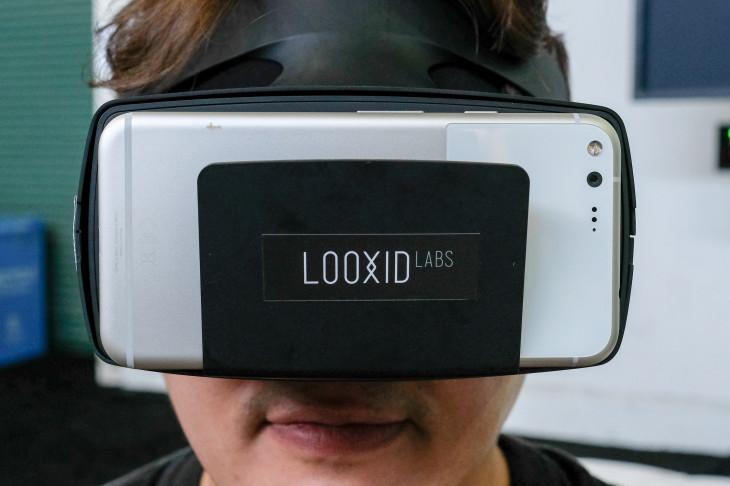 looxid vr headset