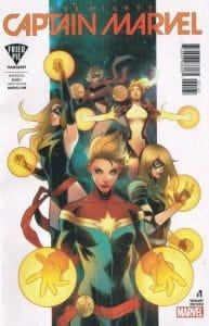 Captain Marvel reading guide