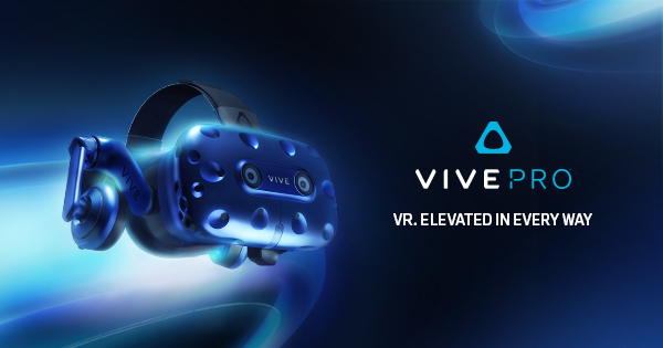 virtual reality, vive pro
