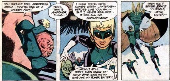 Green Lantern Underage Sex