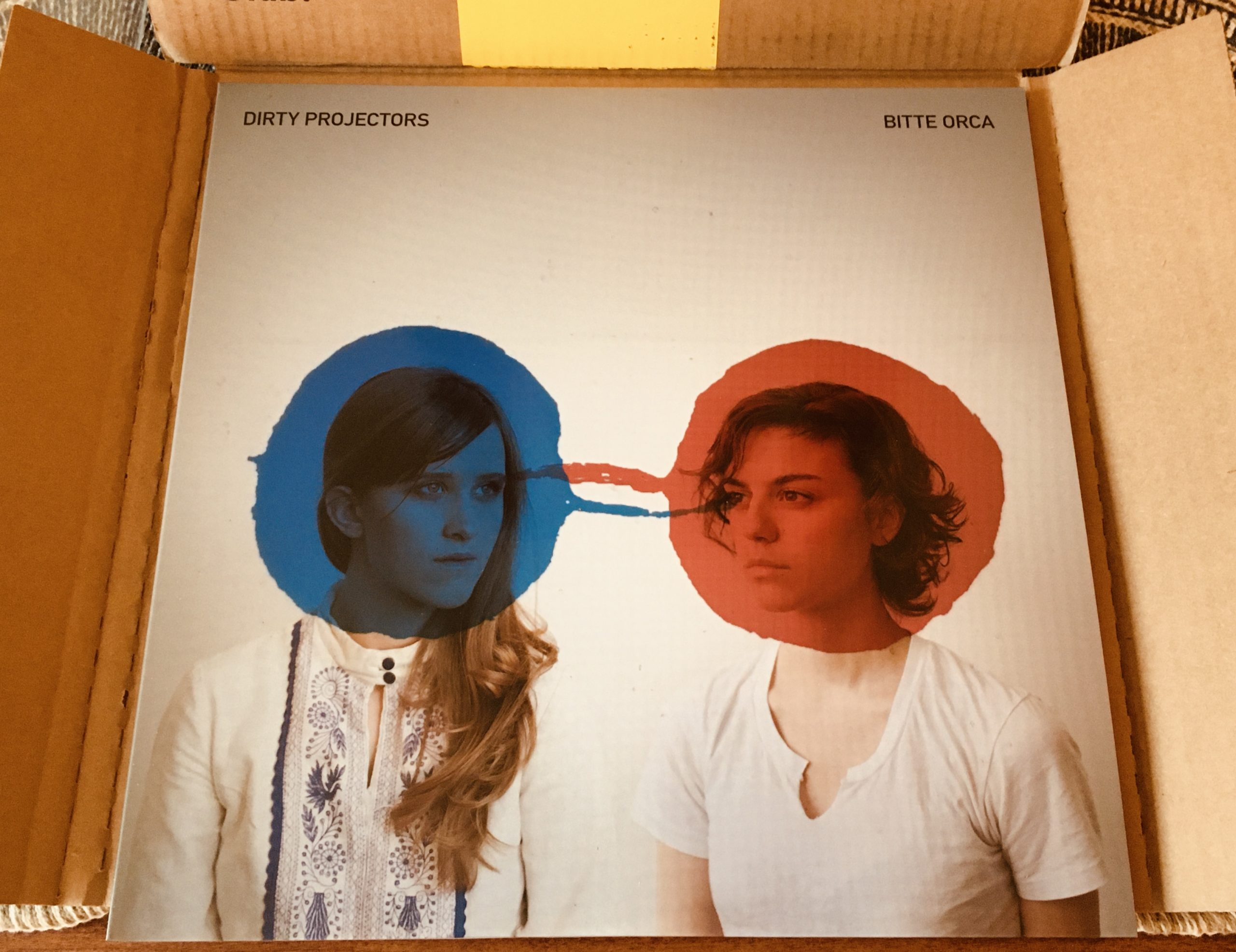 Geek insider, geekinsider, geekinsider. Com,, vinyl me, please january edition: dirty projectors 'bitte orca', culture, entertainment, events, featured, geek life