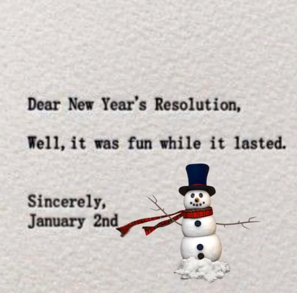 Geek Insider, GeekInsider, GeekInsider.com,, How To Keep Your New Years Resolutions, Geek Life, Culture