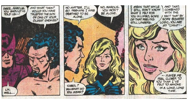 More Rape of Ms Marvel