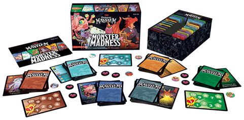 D&D Monster Madness