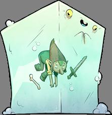 D&D Blorp Gelatinous Cube