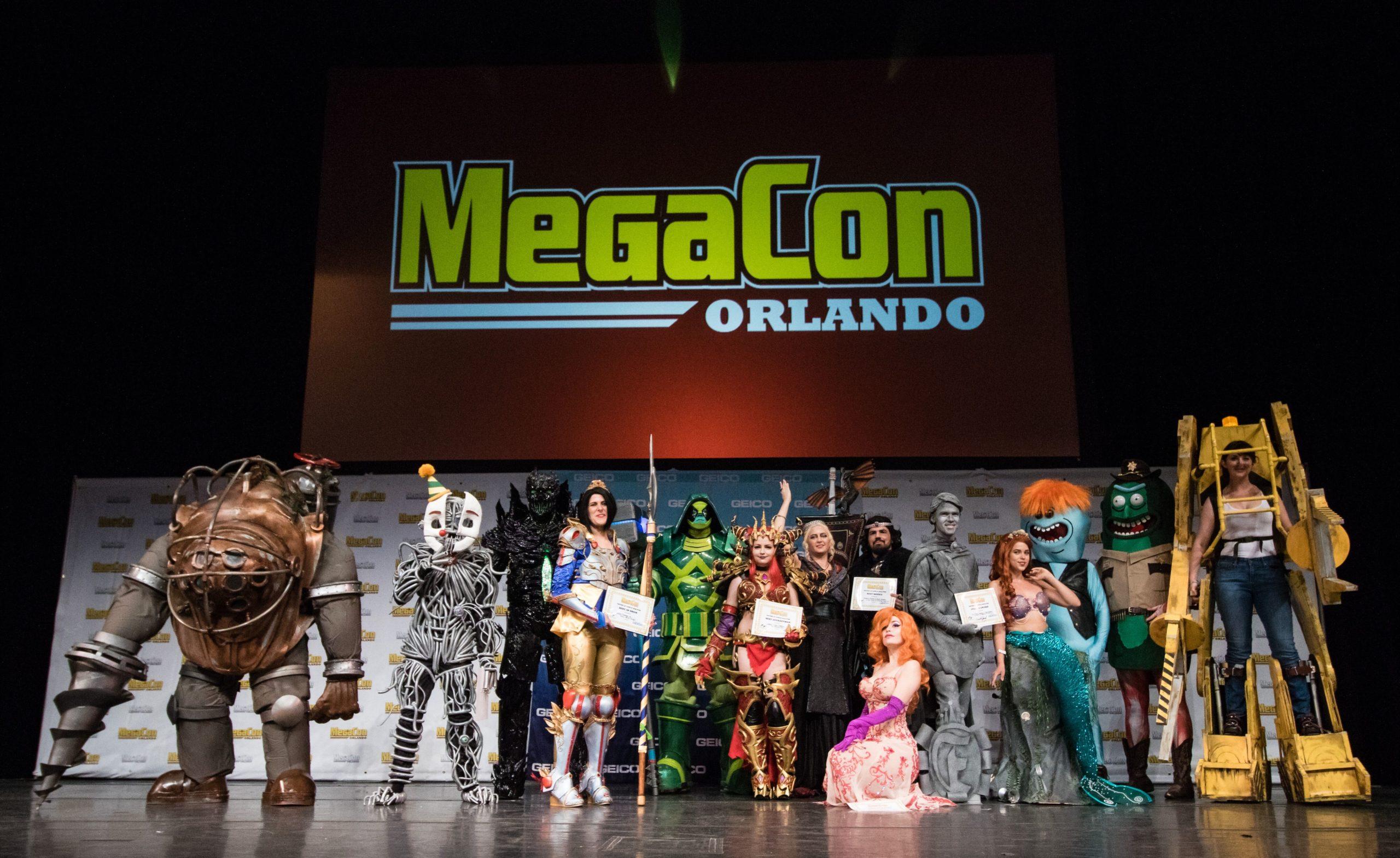 Cosplay at MegaCon Orlando