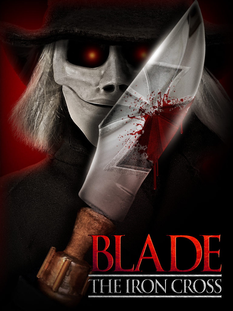Blade The Iron Cross, Full Moon Features, John Lechago, Geek Insider,