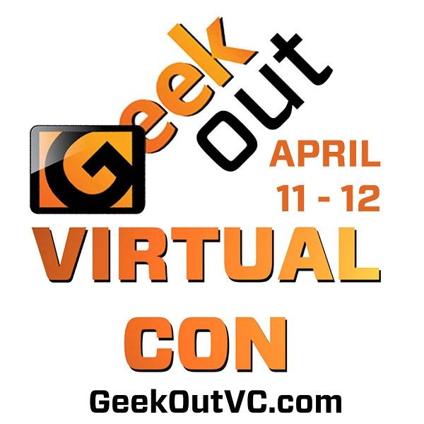 Geek Out Virtual Con 2020