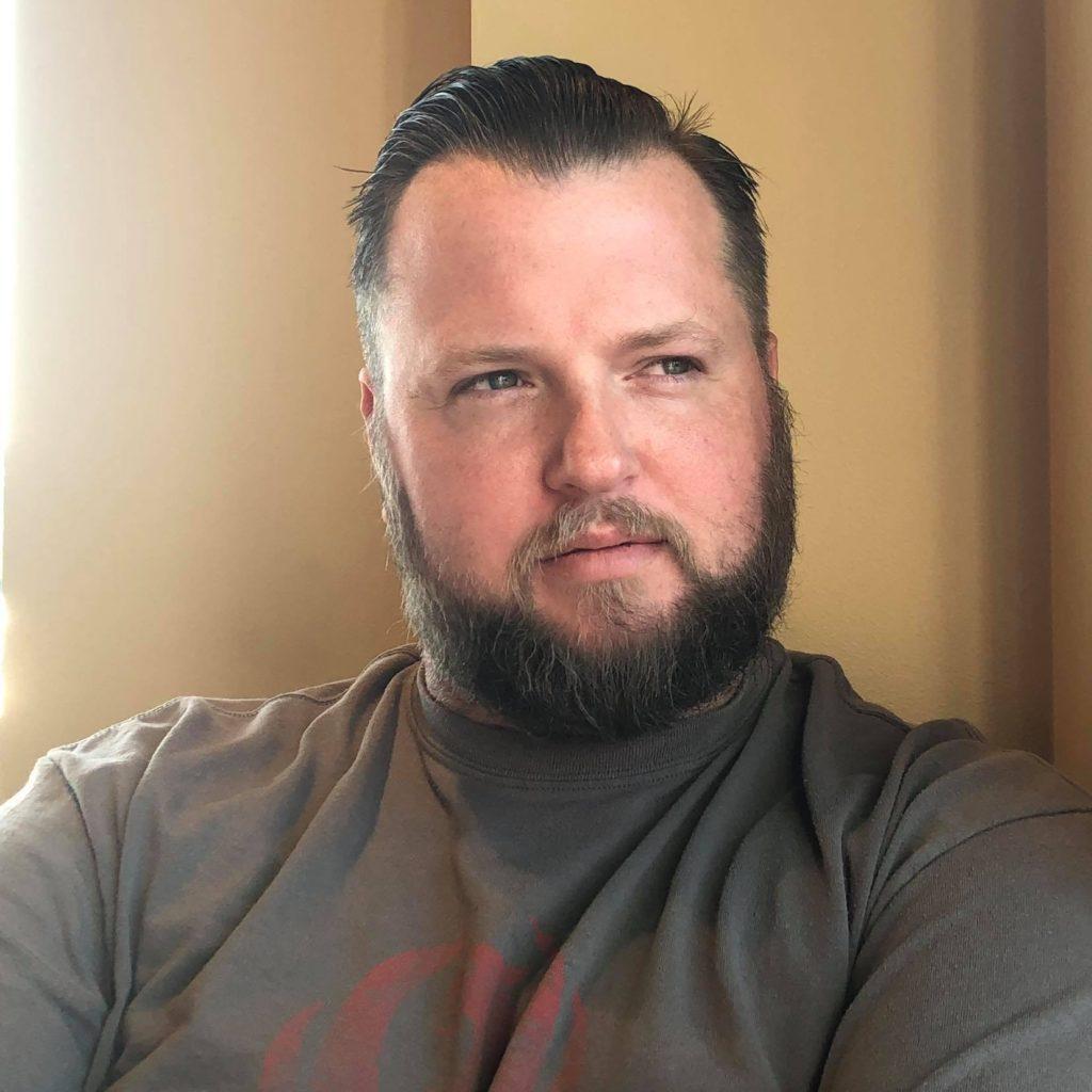 Geek out virtual con 2020, luke stone studios, comic book creator, writer, geek insider