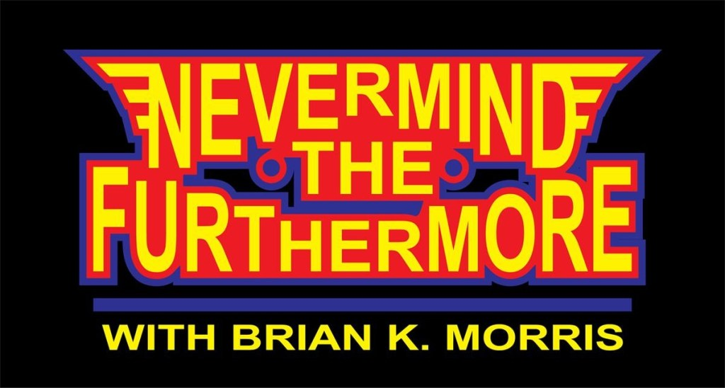 Brian K. Morris, author, is coming to Geek Out Virtual Con 2020
