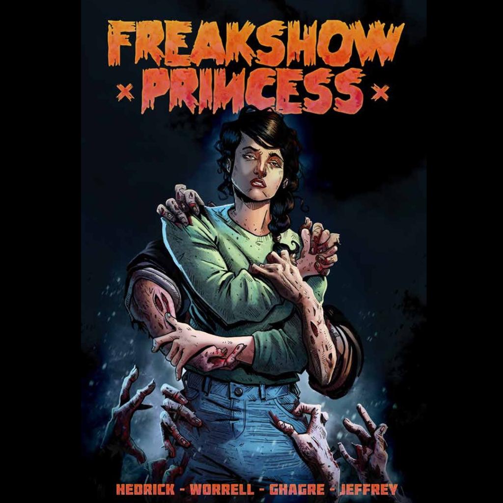 Jonathan hedrick, comic book creator, is coming to geek out virtual con 2020