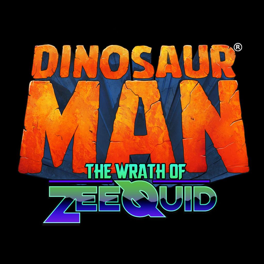 Dinosaur man, erik hodson, terraform comics
