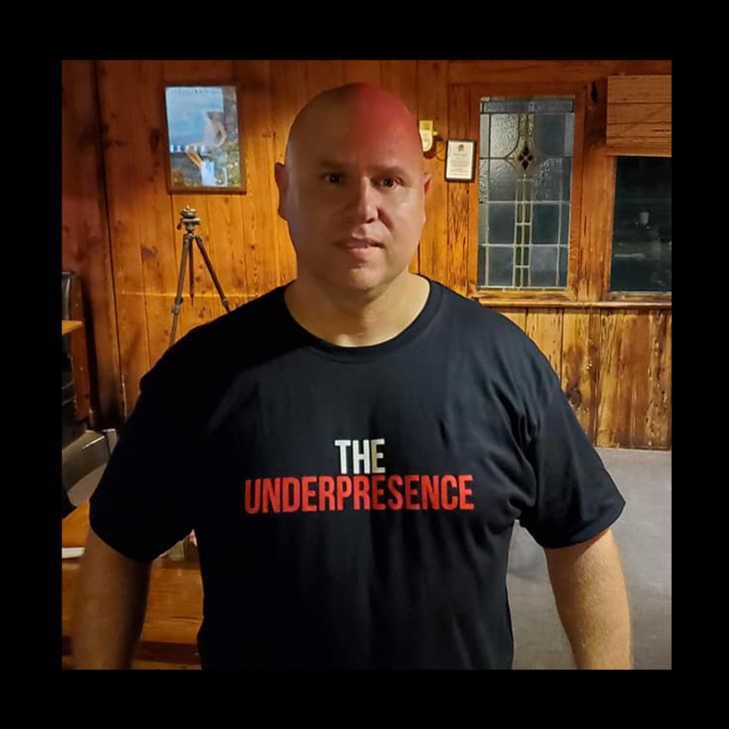Steve kurtzke of the underpresence was at geek out virtual con 2020