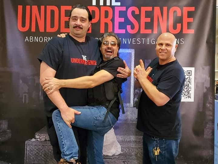 Underpresence is coming to Geek Out Virtual Con, Chuck Fresh, Jake Estrada
