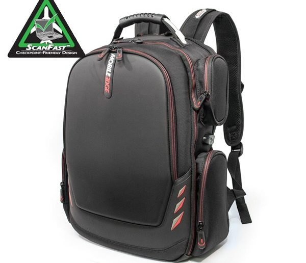 Mobile Edge backpack, Geek Insider, EYVA, Annas Eskander, giveaway