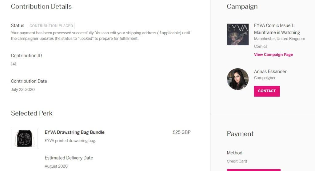 eyva, annas eskander, mobile edge, geek insider, indiegogo, giveaway