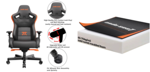 Geek insider, geekinsider, geekinsider. Com,, andaseat launches its fnatic edition ergonomic gaming chair, gaming, tech