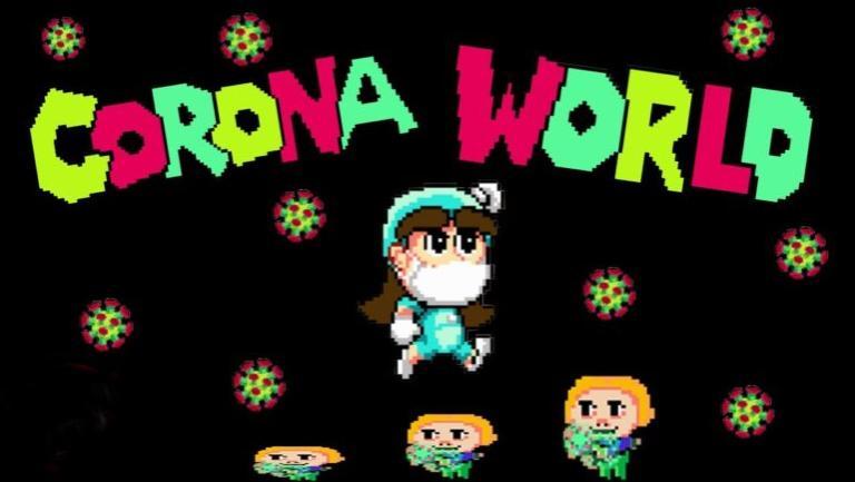 Corona World Game