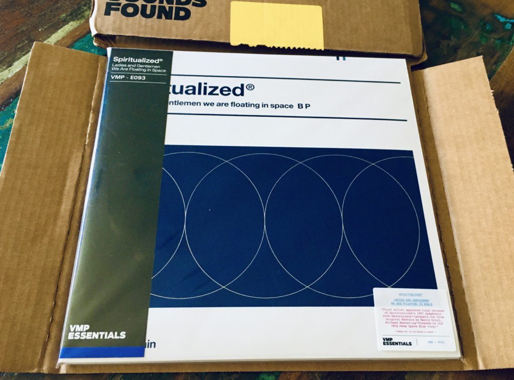 Geek Insider, GeekInsider, GeekInsider.com,, Vinyl Me, Please September 2020 Edition: Spiritualized - Ladies and Gentlemen We Are Floating In Space, Culture, Events, Featured, Geek Life, Music, Reviews
