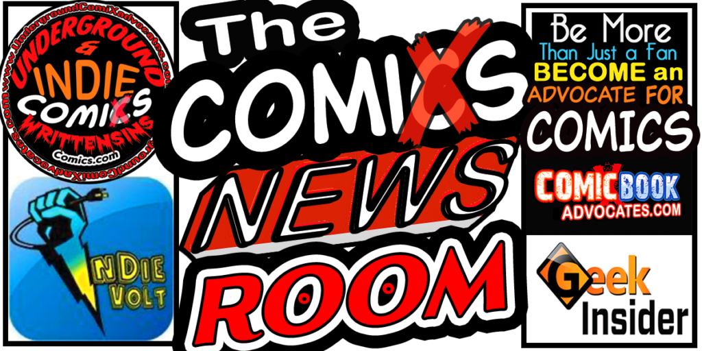 Geek Insider, GeekInsider, GeekInsider.com,, CNW- LAST WEEK IN COMiX Week of 9-18, Uncategorized