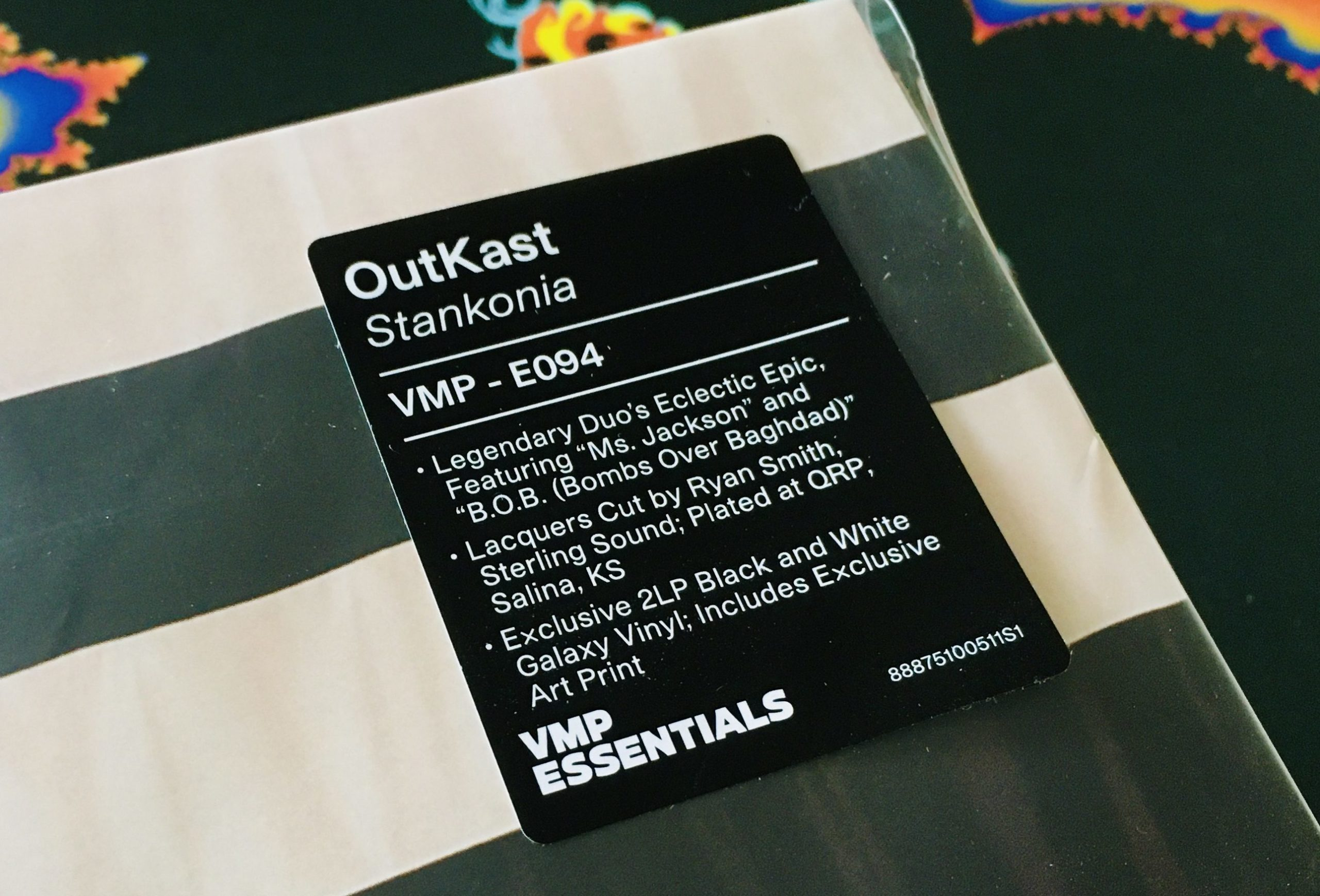 Geek insider, geekinsider, geekinsider. Com,, vinyl me, please october edition: outkast - stankonia, culture, entertainment, featured, geek life, music, reviews