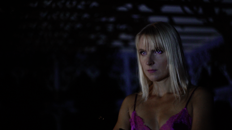 Central park dark, cybil lake, tom sizemore, movie, geek speak, geek insider, interview, talk show, review, movie, horror,