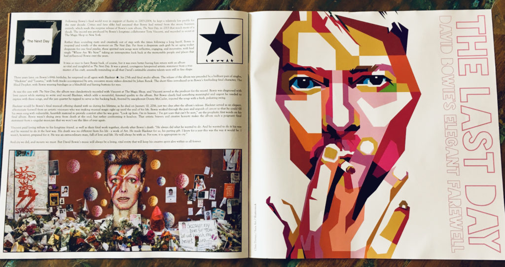 Geek insider, geekinsider, geekinsider. Com,, bandbox unboxed vol. 18 - david bowie, culture, featured, geek life, music, reviews