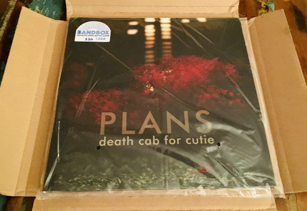 Geek insider, geekinsider, geekinsider. Com,, bandbox unboxed vol. 17 - death cab for cutie, culture, events, featured, geek life, music, reviews