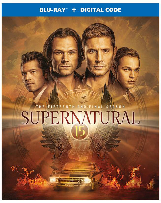 Geek insider, geekinsider, geekinsider. Com,, supernatural: the fifteenth and final season on blu-ray and dvd may 25, 2021, entertainment, news, uncategorized