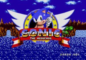 Sonic the hedgehog original
