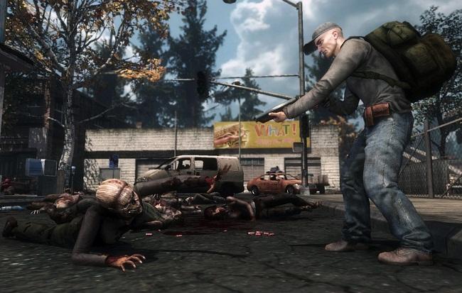 The war z - screen shot