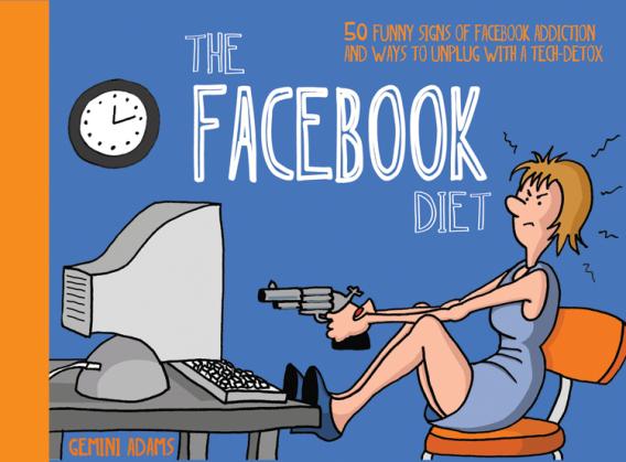 Facebook diet book