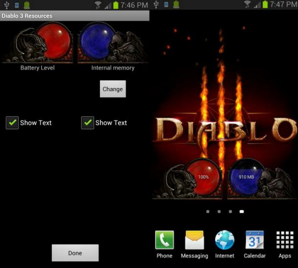 Diablo resources