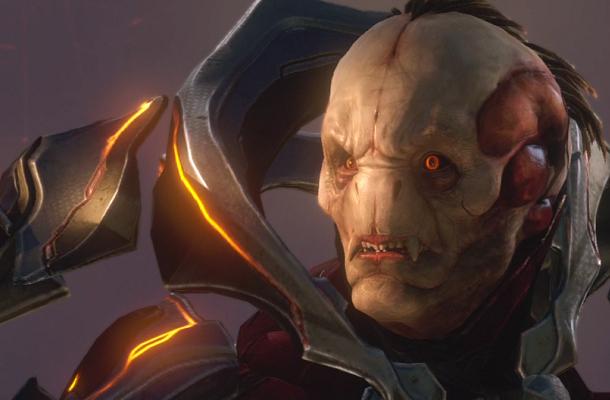 Halo 4 master chief