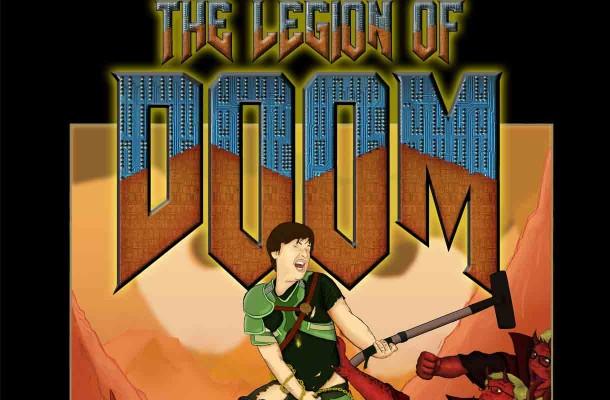 Legion of doom's fantastic poster
