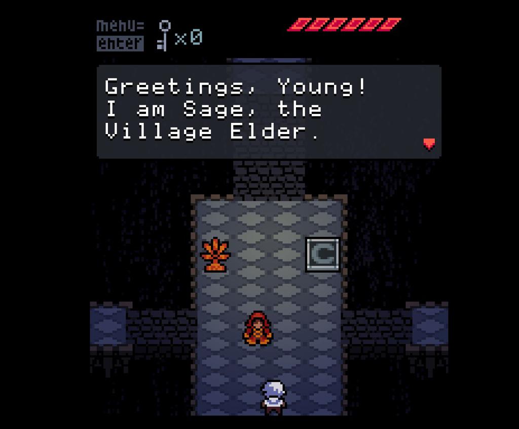 Sage the elder