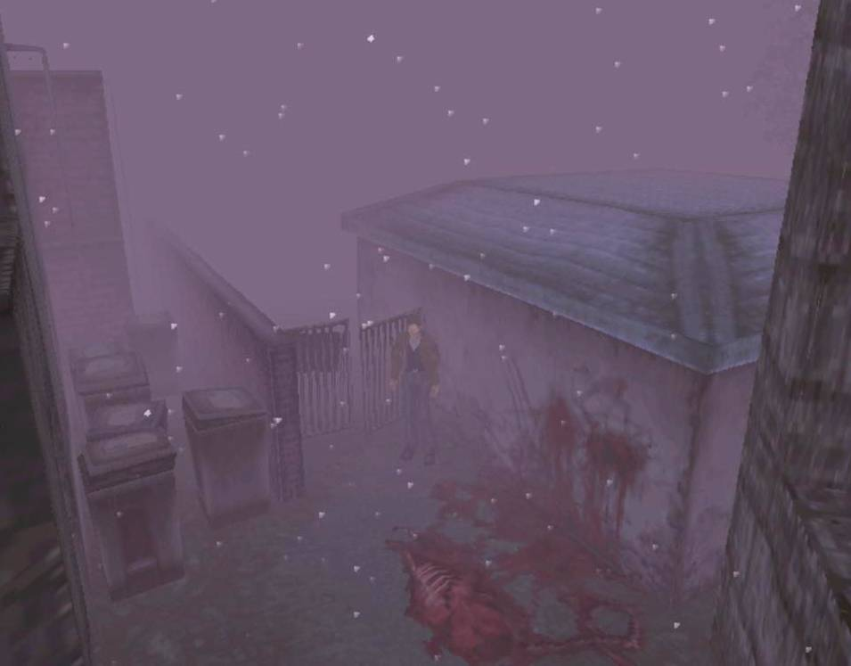 Silent hill definitely isn't on my list of places to live.