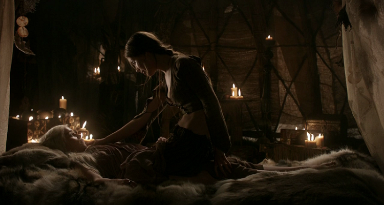5 raunchiest moments in 'game of thrones'