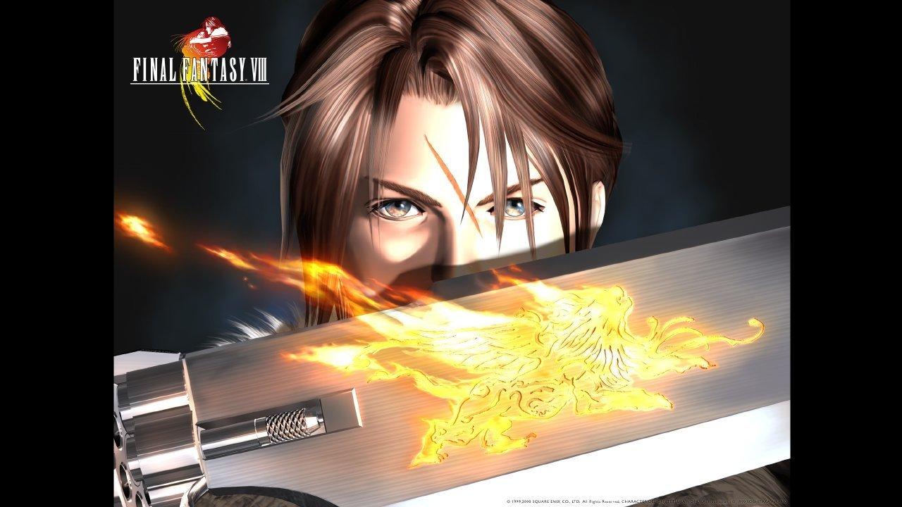 Final Fantasy VII and VIII