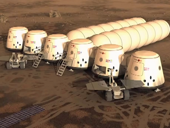 Mars-one-holland