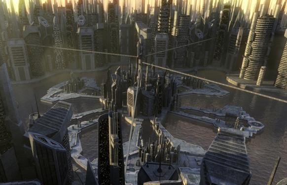 Do you want replicators? Because that's how you get replicators.