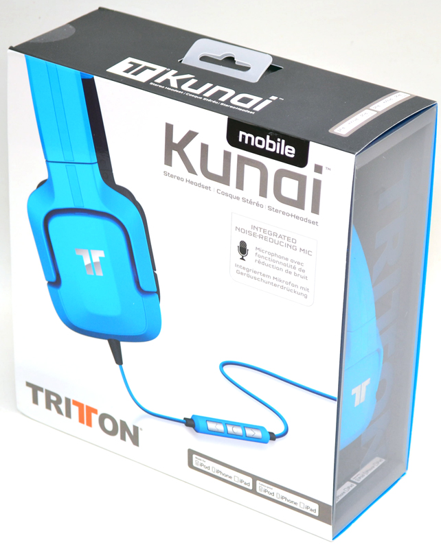 Tritton Kunai Mobile Headset