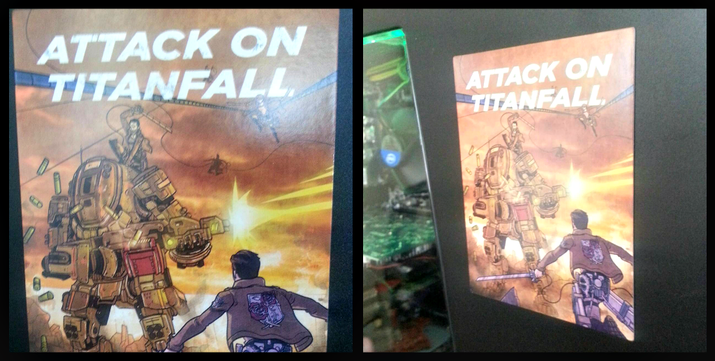 Loot crate attack on titanfall magnet