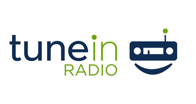 tune in radio, music streaming services