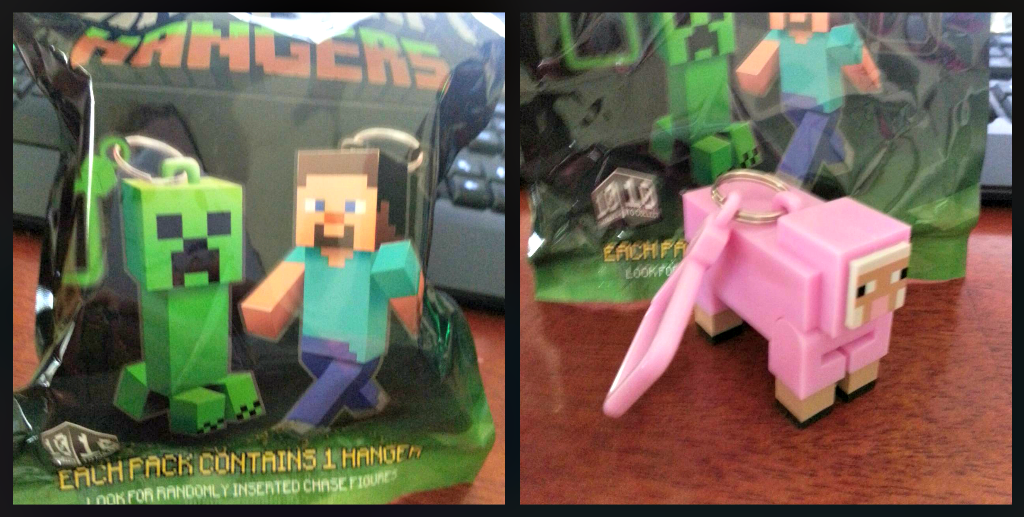 Minecraft loot crate may 2014