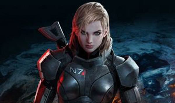 Femshep was incredibly popular with thousands of mass effect fans