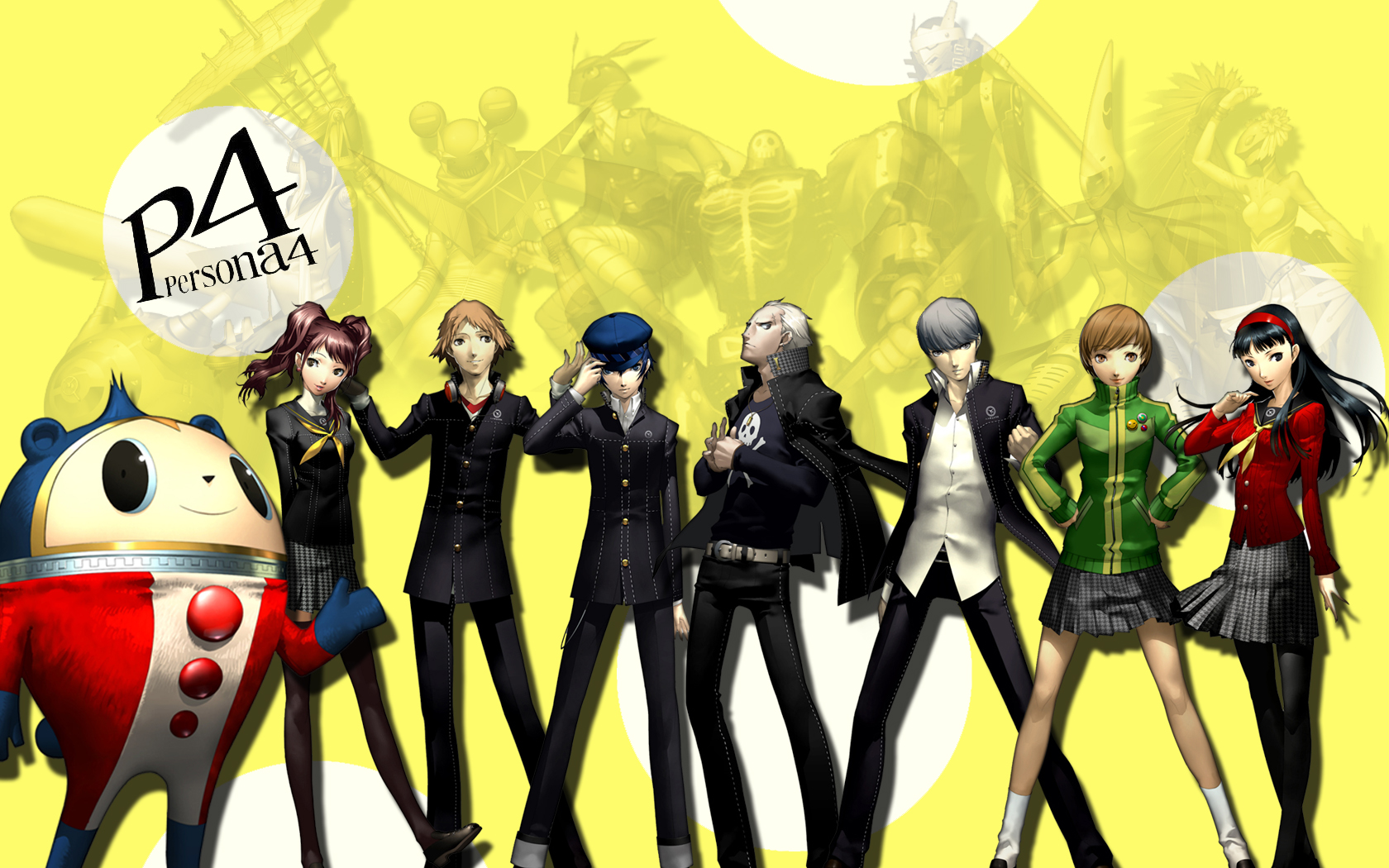 Atlus just announced that the Vita title Persona 4: Golden ...