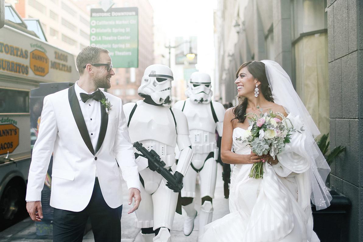 Geek Girl Fashion Geeky Wedding Party Fashion Geek Insider