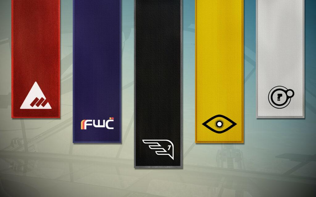 Destiny gameplay: factions